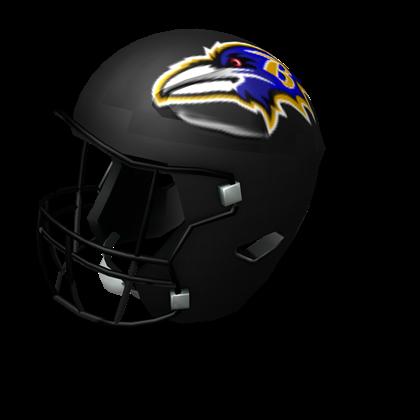 Baltimore Ravens Helmet.