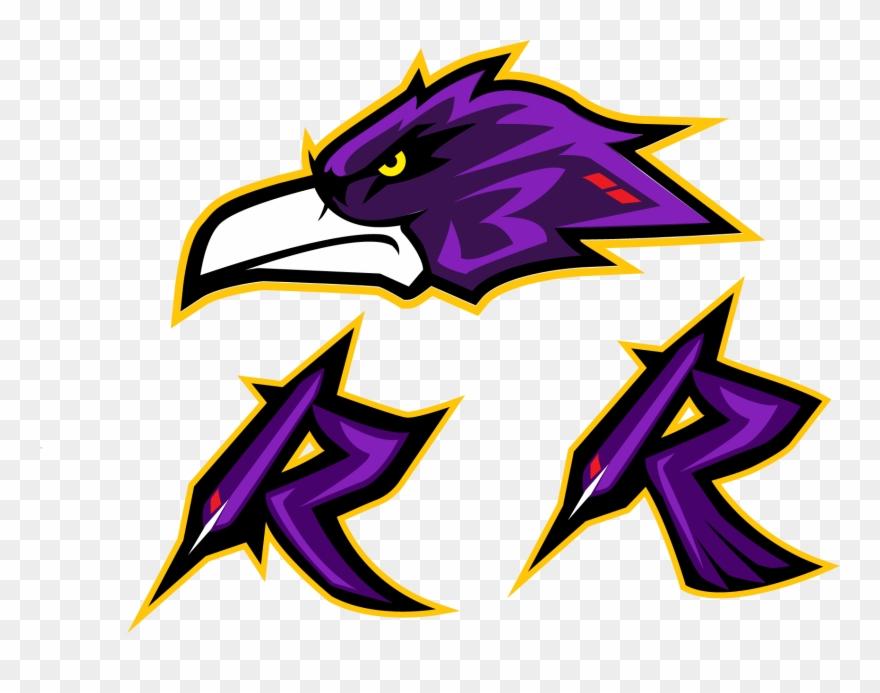 Baltimore Ravens Logo Concept Design.