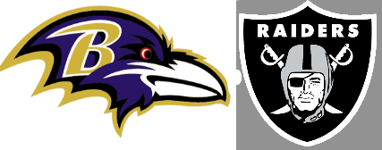 Download Free png Baltimore Ravens vs. Oakland.