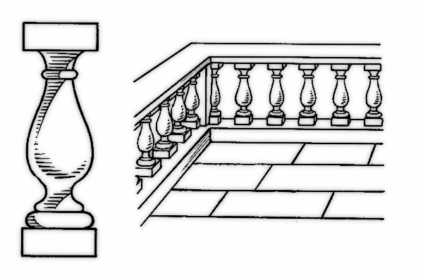 Free Balustrade Clipart, 1 page of free to use images.