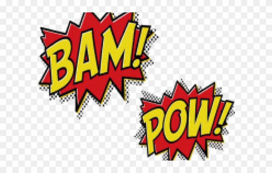 Batman Clipart Bam.