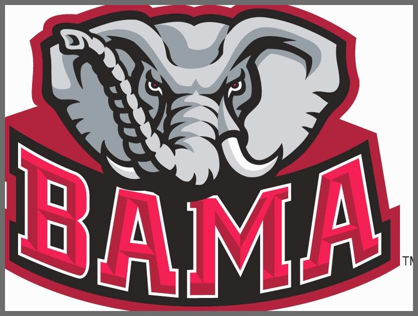Alabama Crimson Tide Logo Vector Free Download Clip Art.