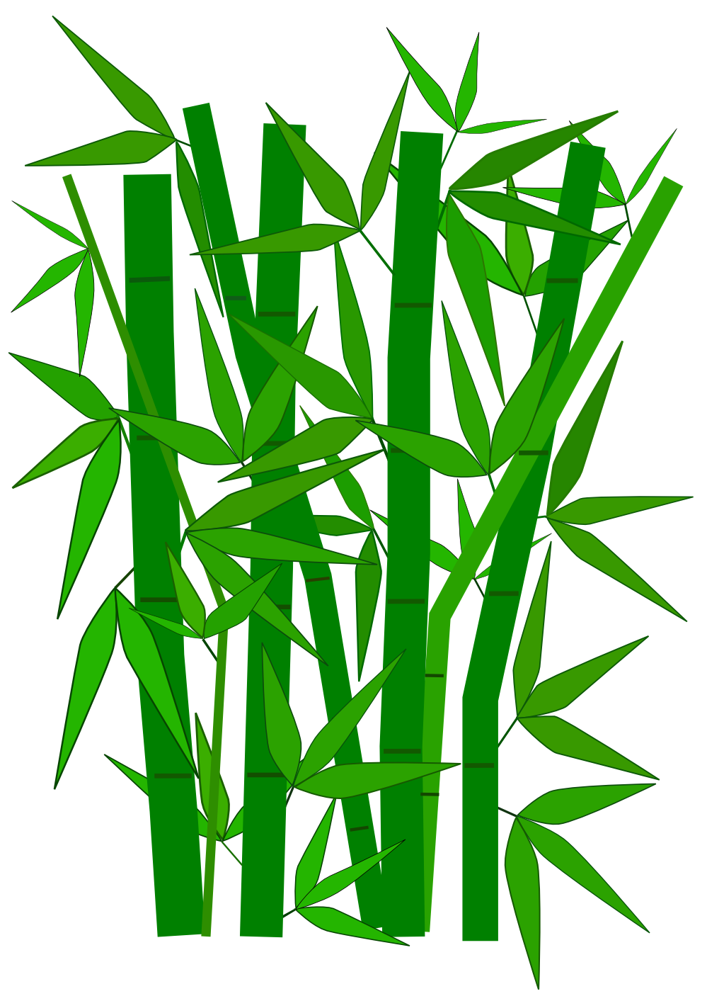 Bamboo Clipart & Bamboo Clip Art Images.