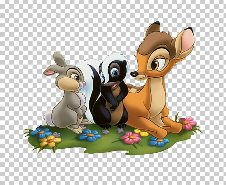 Bambi Faline Thumper The Walt Disney Company PNG, Clipart, Animation.