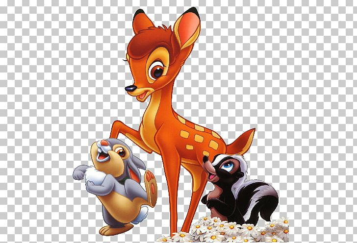 Thumper Faline Bambi PNG, Clipart, Animation, Bambi, Bambi A Life In.