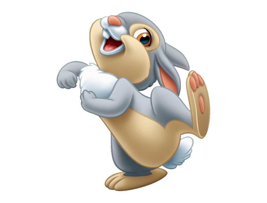 Thumper Sticker.