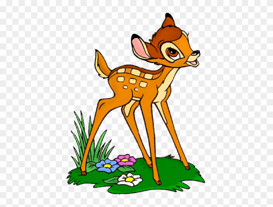 Bambi Clipart Disney.