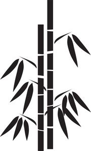 Bamboo images clip art.