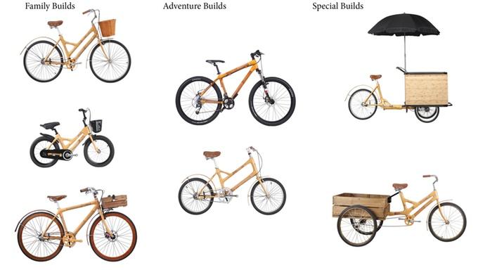 BIY 2 Bike Kit.