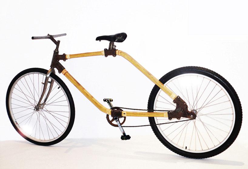 bamboo bikes.