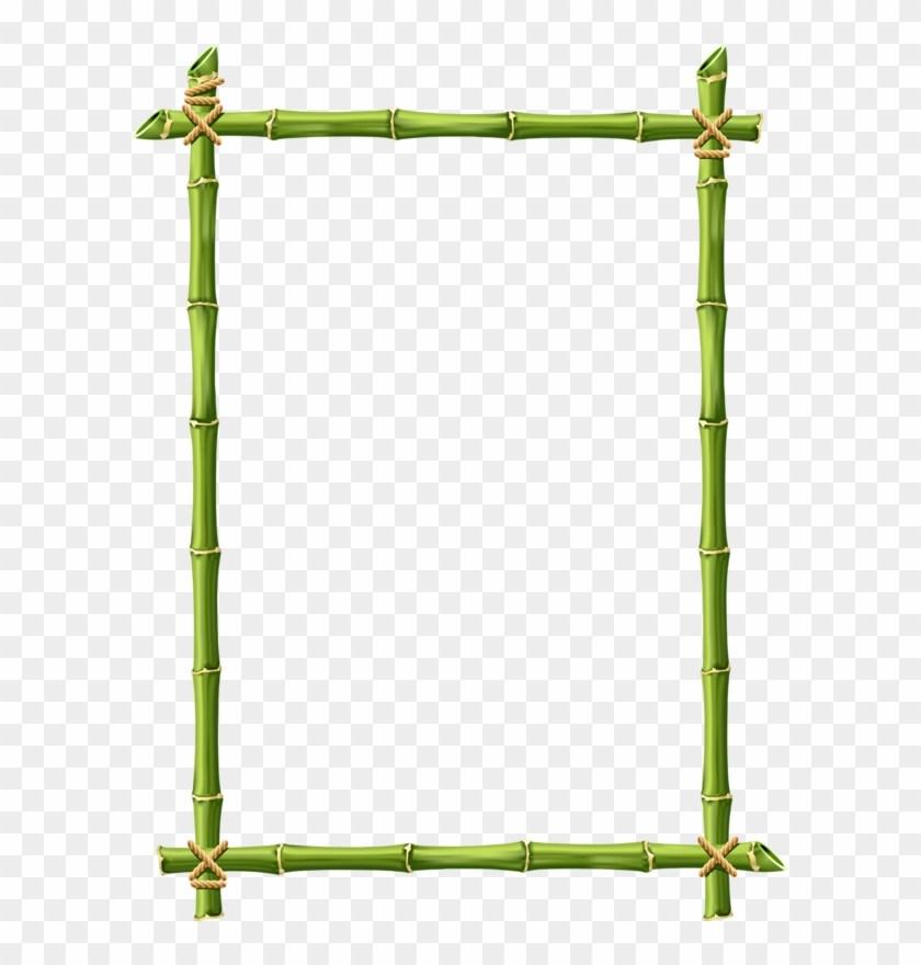 Bamboo border clipart 1 » Clipart Portal.