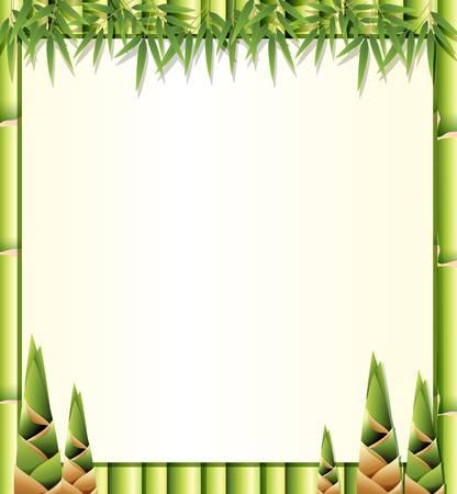 1,698 Bamboo Border Cliparts, Stock Vector And Royalty Free Bamboo.