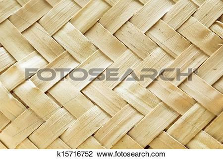 Stock Photo of Bamboo crafts. k15716752.