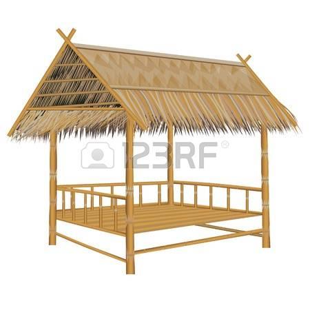 Bamboo Pool Pump Enclosure Bamboo Tiki Hut.