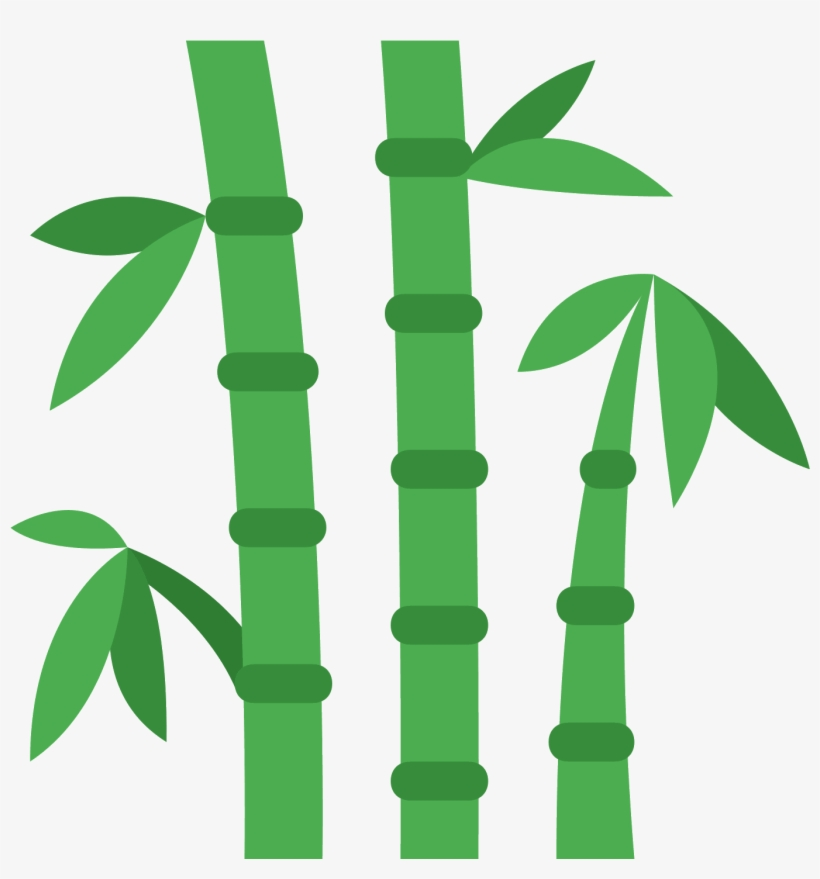 Bamboo Leaf Png Clipart.