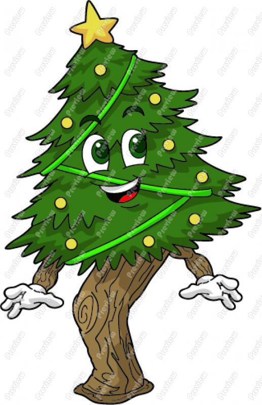 Tree knot clipart cartoon.
