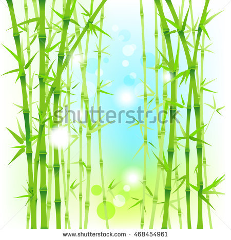Bamboo Forest Background Stock Photos, Royalty.