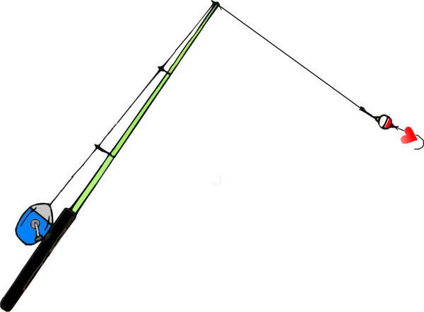 Fishing pole fishing rod clipart free to use clip art.