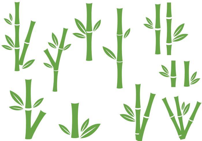 Free Bamboo Vectors.