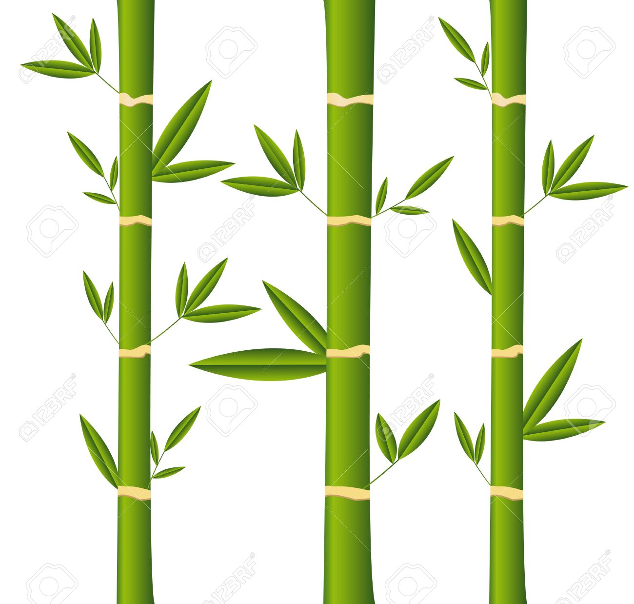 Bamboo Stick Clipart.