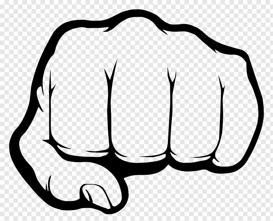 Fist bump Raised fist, fist free png.