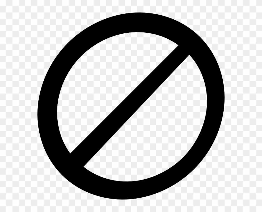 No Banned Clip Art.