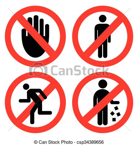 Ban clipart 6 » Clipart Station.