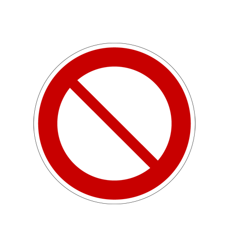 Ban Mark?Pictures of clipart and graphic design and illustration.