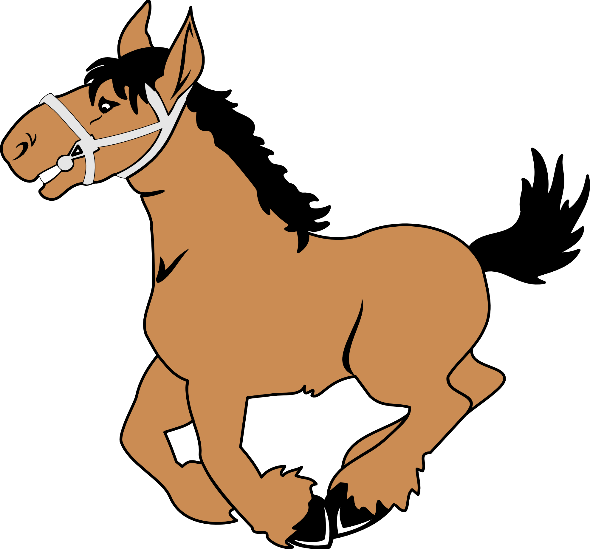3 horse racing silhouette clipart ping.
