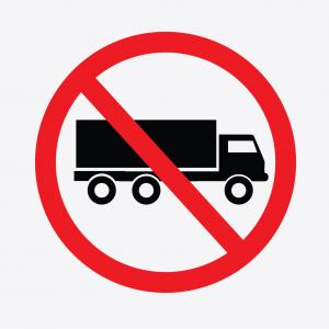 City truck ban heads to West Virginia Supreme Court.