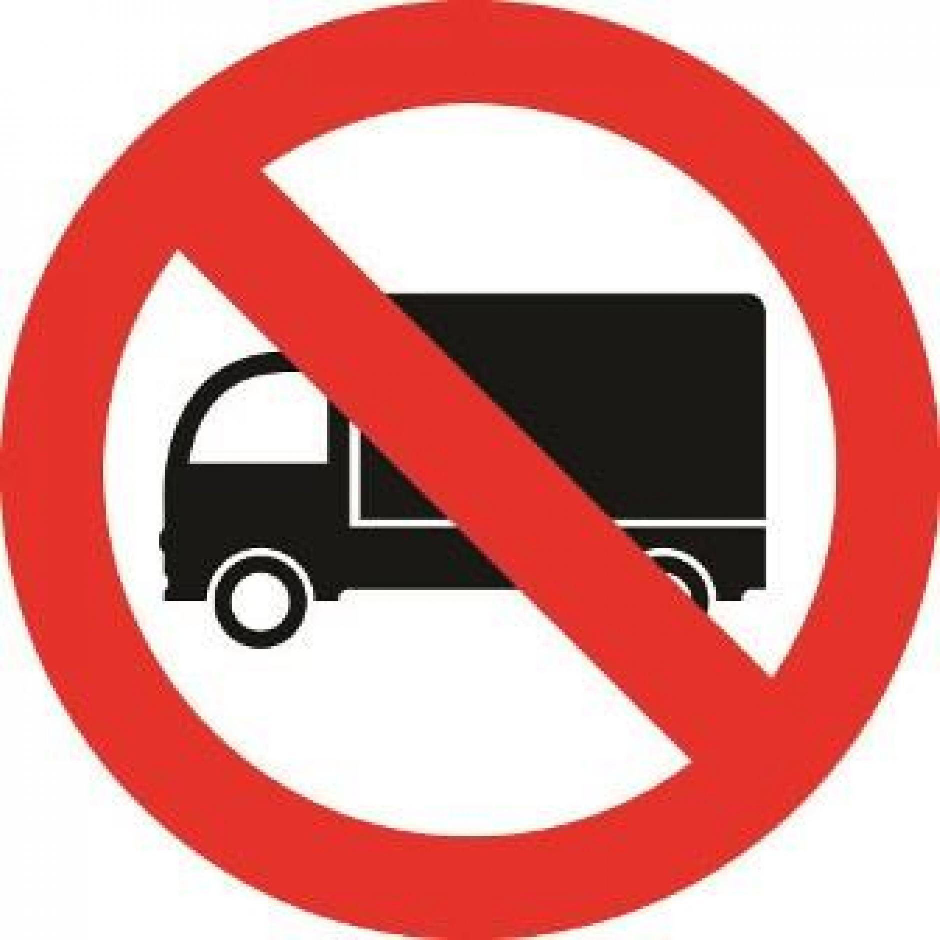 A4 truck parking ban.