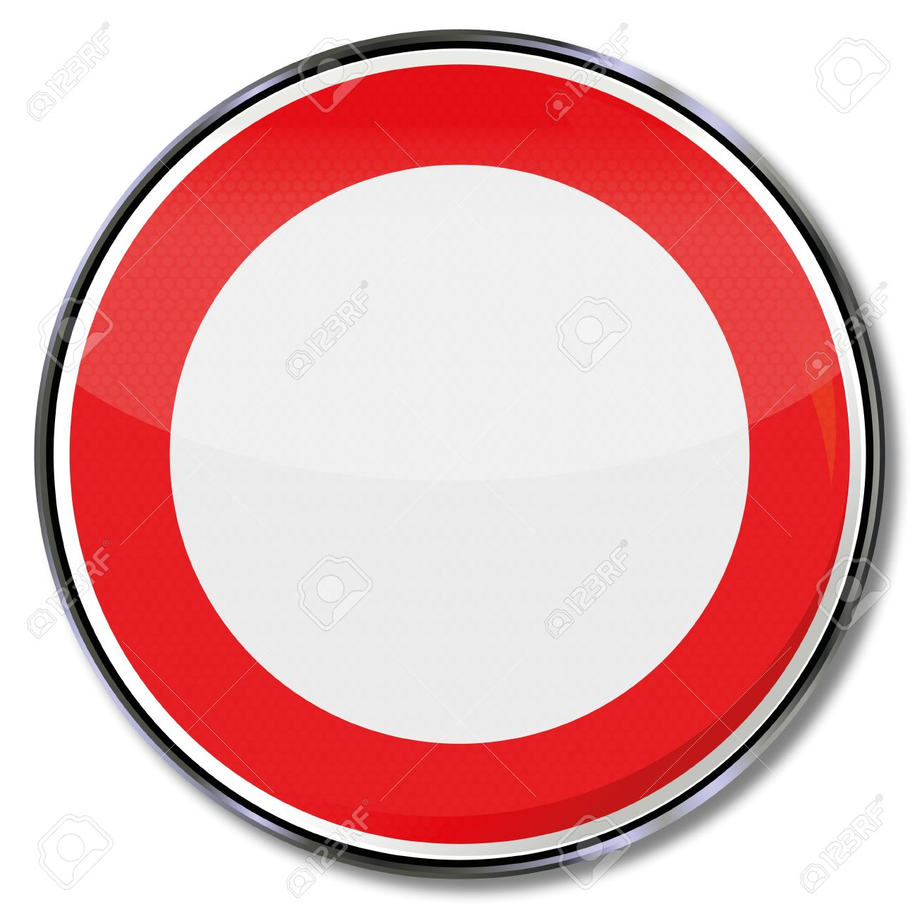 Road Sign Driving Ban Royalty Free Cliparts, Vectors, And Stock.