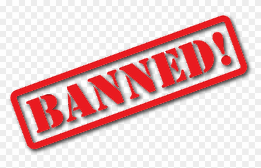 Banned Logo Png.