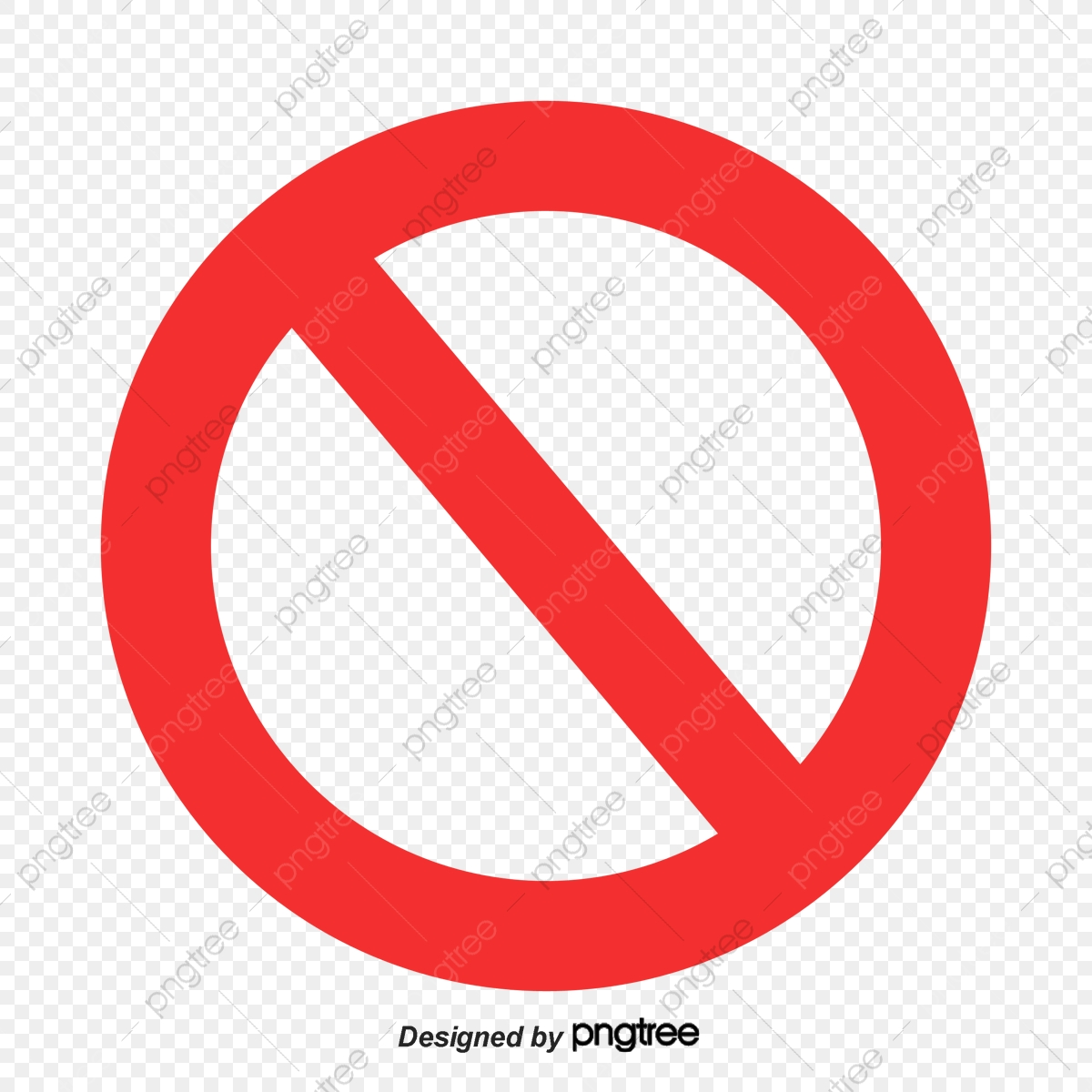 Ban, Label, Caveat PNG Transparent Clipart Image and PSD File for.