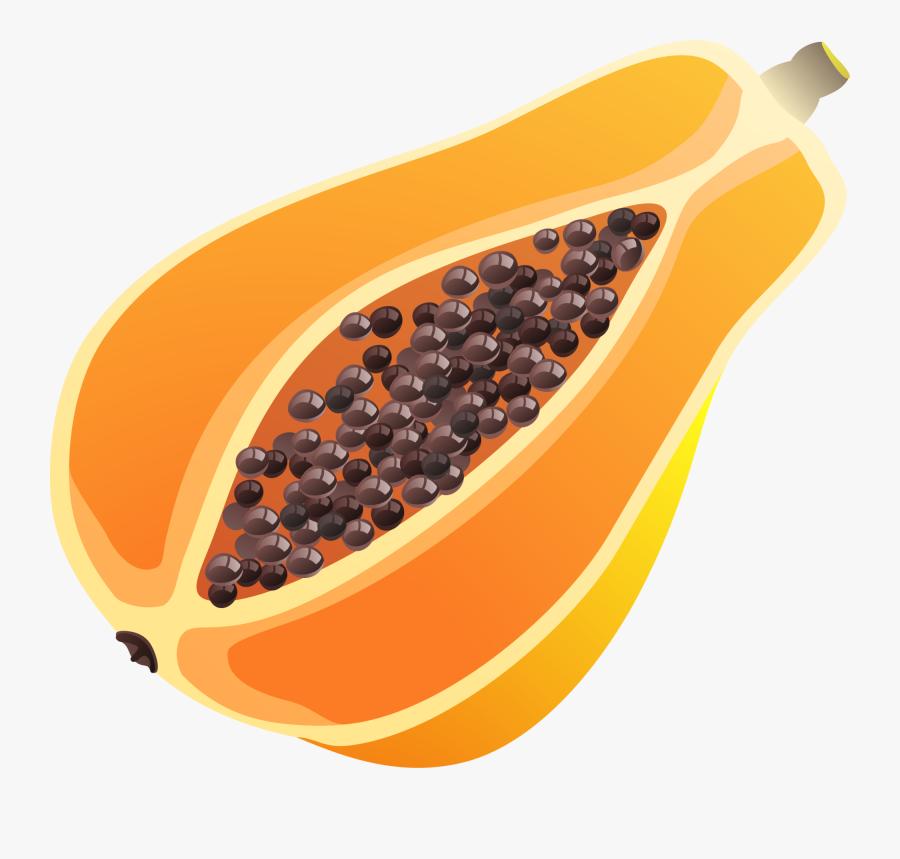 Transparent Papaya Clipart , Free Transparent Clipart.