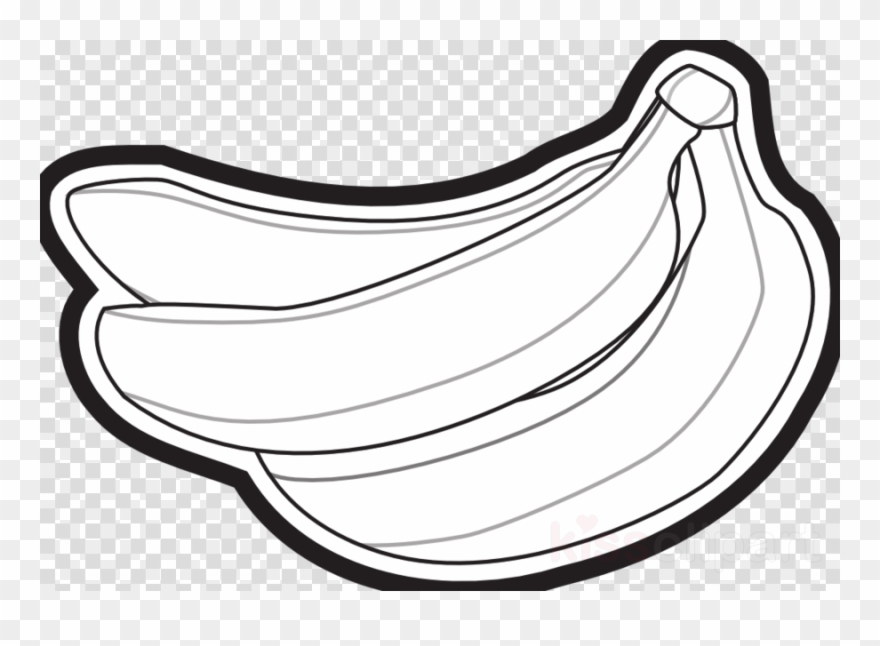 Black And White Pictures Of Bananas Clipart Banana.