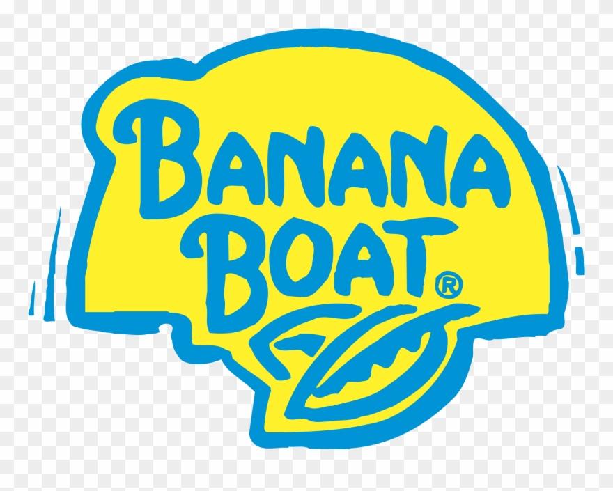 Banana Boat Logo Png Transparent.