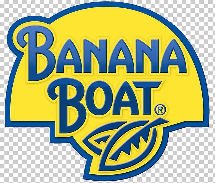 Sunscreen Banana Boat Logo Brand PNG, Clipart, Area, Banana, Banana.