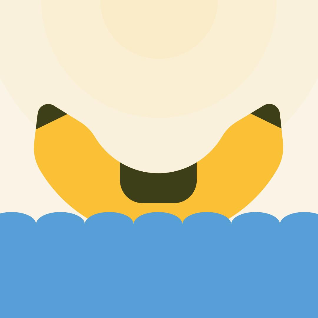The Banana Boat.
