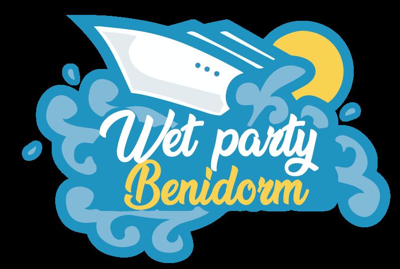 Wet party Benidorm.