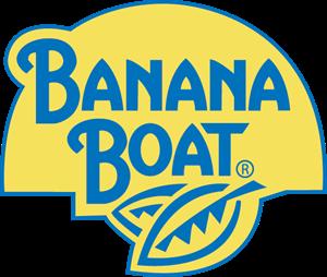 Banana Boat Logo Vector (.EPS) Free Download.