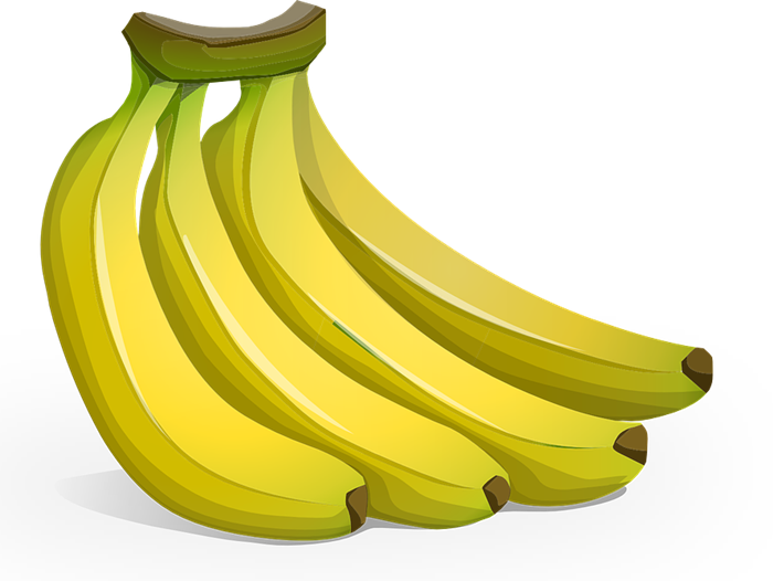 Free to Use & Public Domain Banana Clip Art.