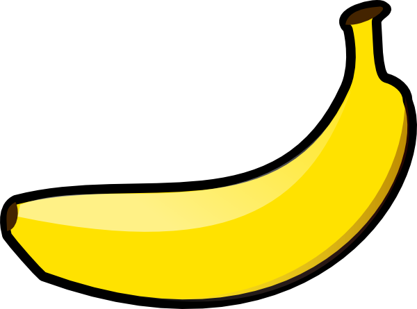 Free to Use & Public Domain Banana Clip Art.