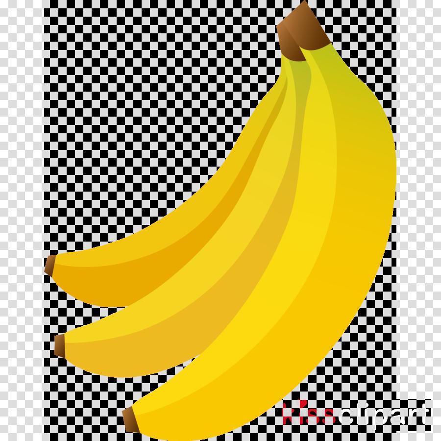 Banana, Food, transparent png image & clipart free download.