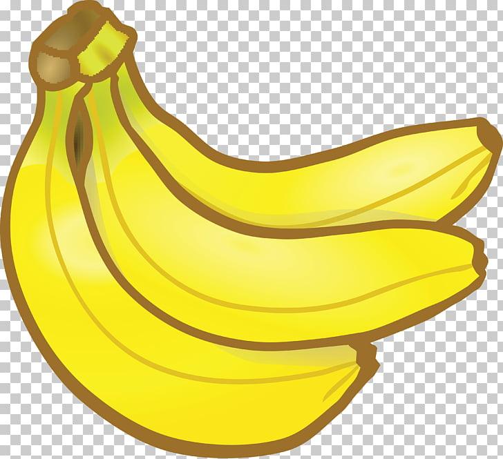 Banana pudding , banana PNG clipart.