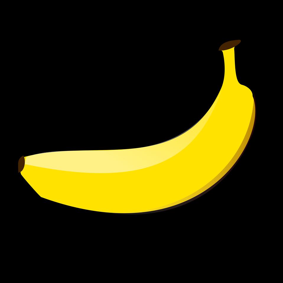 Banana Clipart Transparent.
