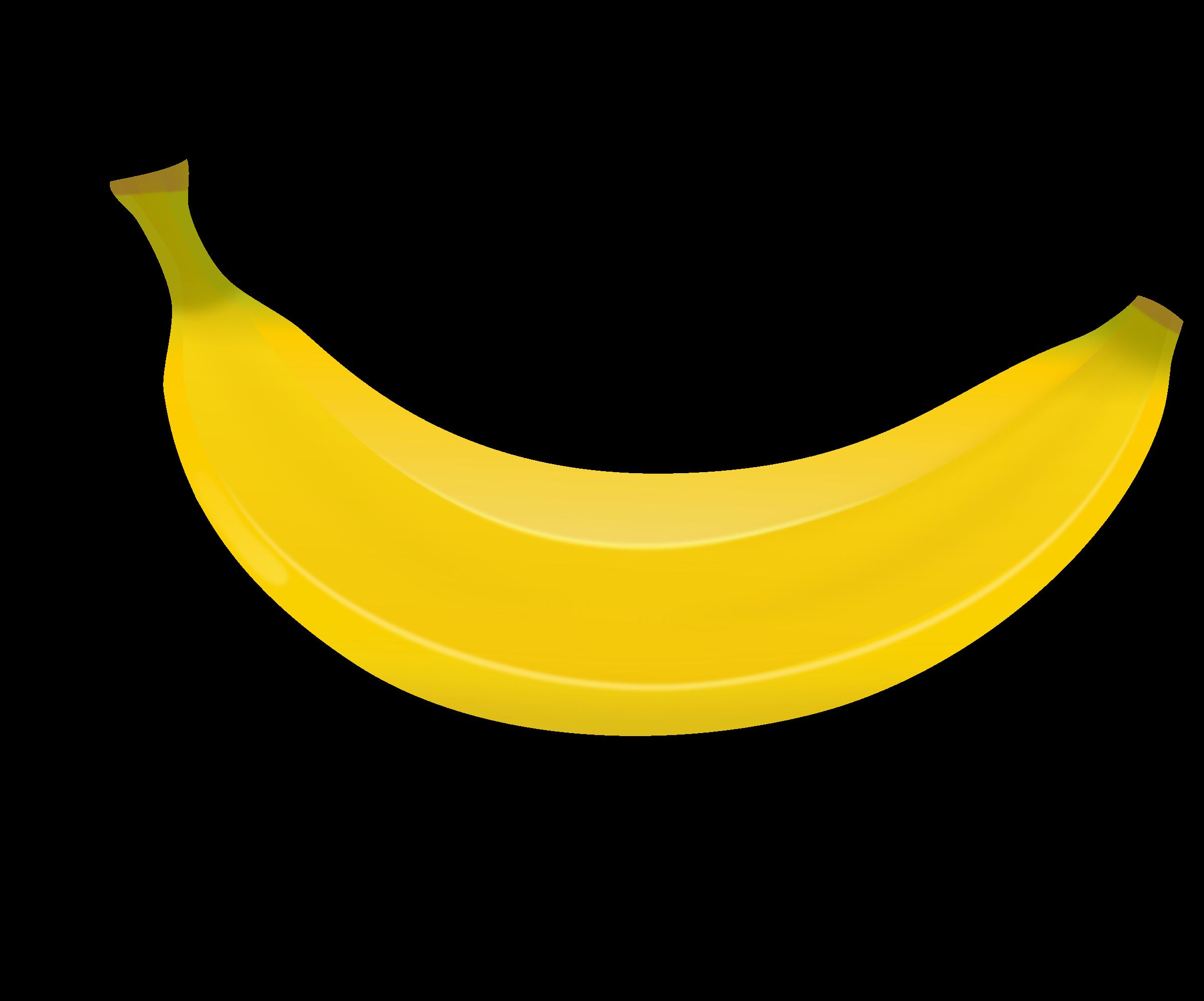 Open Banana Clipart.