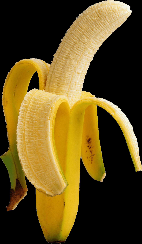 Banana clipart open, Banana open Transparent FREE for.