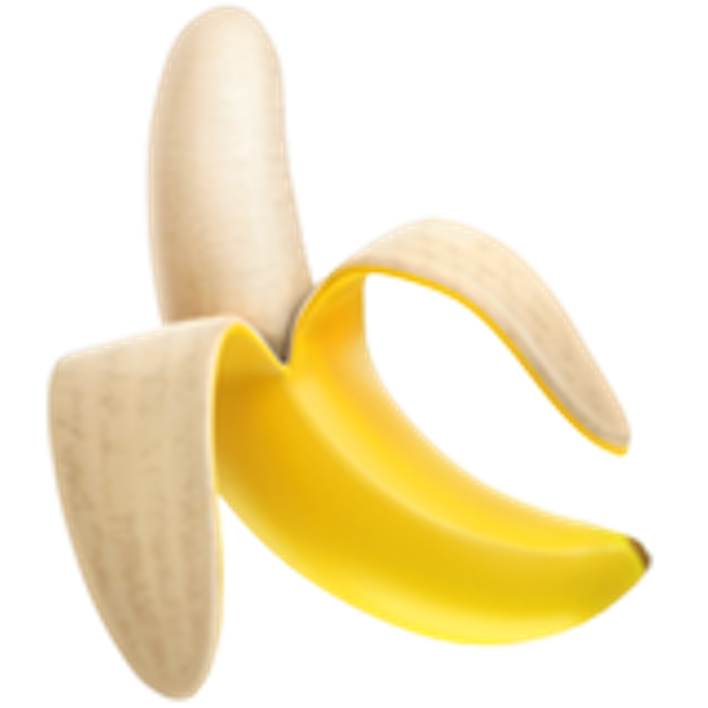 Clipart banana emoji, Clipart banana emoji Transparent FREE.