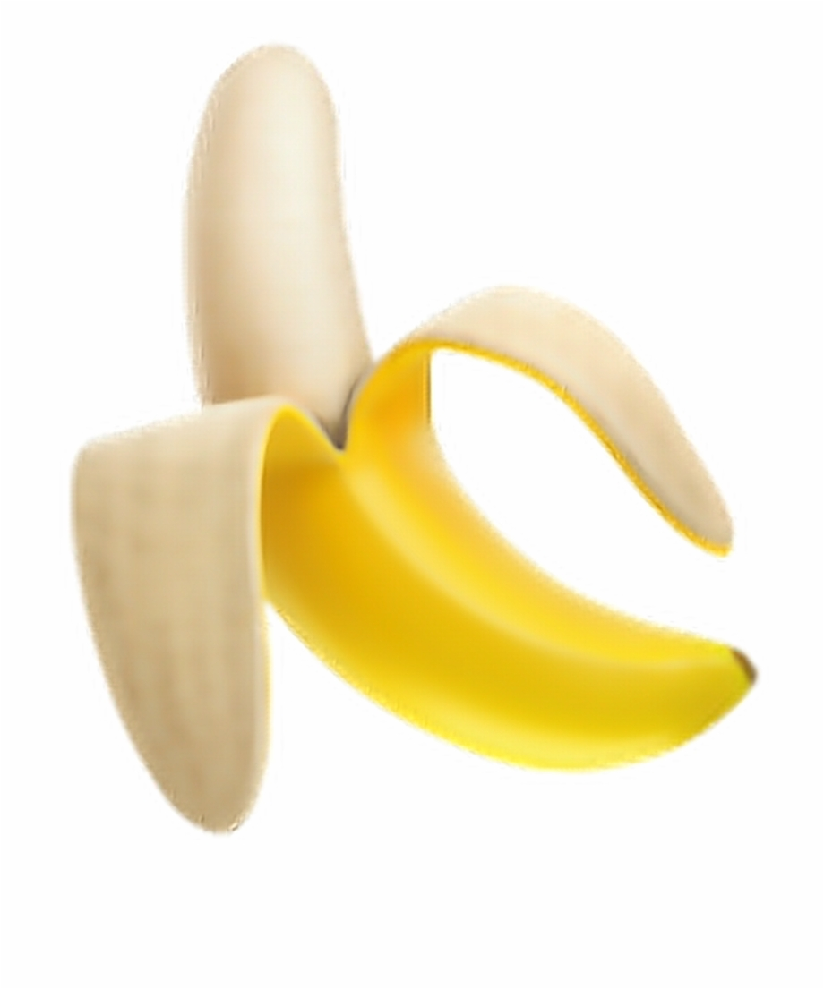 Banana Emoji Png.